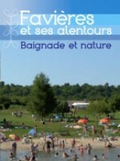 Favières and its surroundings - swimming and nature