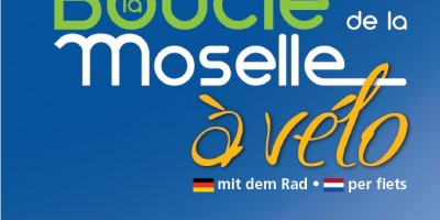The Moselle river loop - bike path