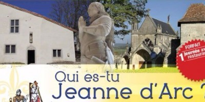 Who are you Joan of Arc?